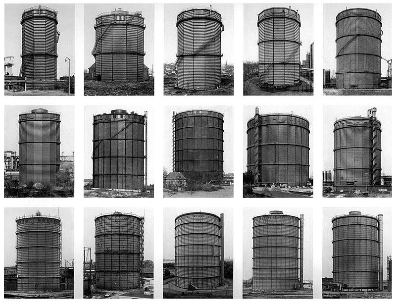 Bernd e Hilla Becher – Anonymous Sculptures, 1959 – 1972