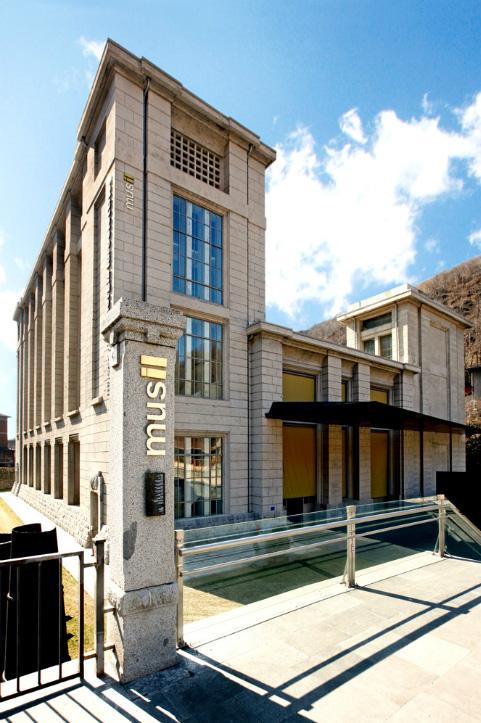 Museo dell'energia idroelettrica
