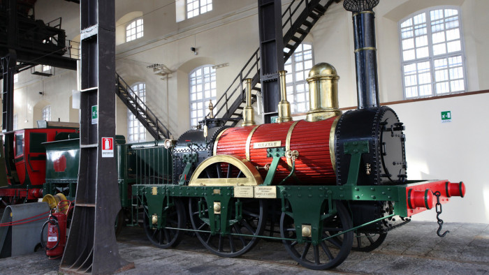Locomotiva Bayard