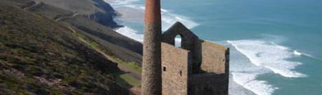 Il paesaggio minerario della Cornovaglia e del Devon occidentale