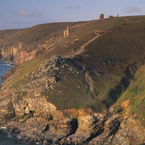 Paysage minier des Cornouailles et de l'ouest du Devon, Wheal Coates, St Agnes